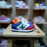 Sepatu Anak Fashion Kids Velcro Cowok Cewek - 23