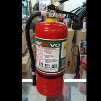 APAR tabung pemadam 3 kg Hallon AF 11 Merk Newvo 3kg hatrone liquid