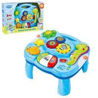 Mainan Edukasi Bayi Musik Anak Learning Table 6 7 8 9 Bulan 1 2 Tahun