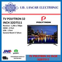 TV POLYTRON 32 inch PLD32D7511