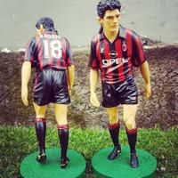 Action figure Roberto Baggio Statue