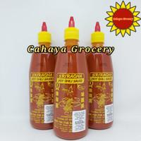 Nang Fah Sriracha Hot Chili Sauce Thailand 740ml