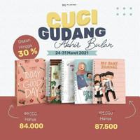 [Free Box Packaging] My Baby Journal / Jurnal Kehamilan / Kado Nikah