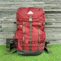 Tas Ransel Eiger Maroon 35L - 910005295 Patrol 2.0 Rucksack Backpack