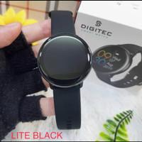 JAM TANGAN DIGITEC SMARTWATCH LITE BLACK - DIGITEC LITE ORIGINAL DG-SW