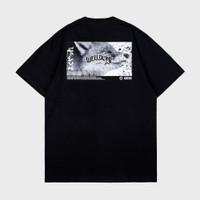 Welldone T-Shirt - Monochrome Black