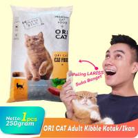 Makanan Kucing Ori cat 1Kg Promo sejenis Maxi Bolt