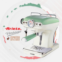 Ariete 850 W Vintage Espresso Coffee Maker