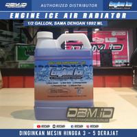 Air Radiator / Radiator Coolant Engine Ice 1.89 Liter .5 galon