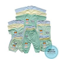 ZPH17 Paket Baju Bayi Baru Lahir newborn 0-3 Bulan SNI EXCELLENT POLOS