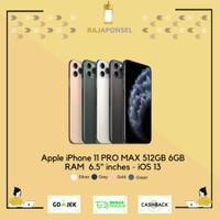 Apple iPhone 11 Pro MAX 512GB 6GB RAM - 6.5 inches - iOS 13