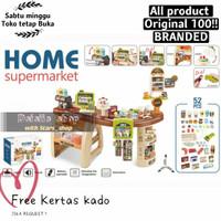 Mainan Kasir Kasiran / Supermarket Anak Jumbo Size Original Pretend't