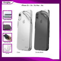 Ringke Casing iPhone Xs Xs Max Xr Air Softcase Anti Crack Tipis Slim