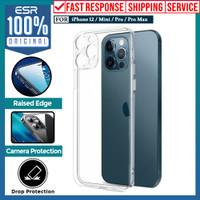 Case iPhone 12 Pro Max Mini ESR Classic Hybrid Camera Protection Cover - 12 Pro, Clear