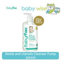 Babymax Bottle and Utensils Cleanser Pump 500ml