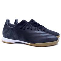 Sepatu Futsal Adidas X Ghosted.3 IN - Cblack/Gresix/Cblack Original