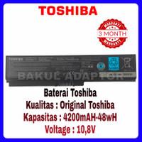 Baterai/Batre Toshiba SATELIT L745 L740 L730 L735 PA3817U