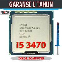 Prosesor Intel Core i5 3470 Socket LGA 1155