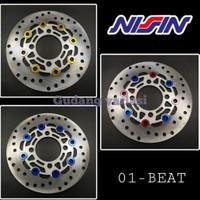 Piringan disk cakram nissin standar mio beat 190mm dan 200mm