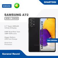 Samsung Galaxy A72 8/256 Kamera 4K GB RAM 8 ROM 256 Resmi