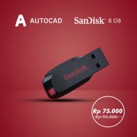 Flashdisk Sandisk | Sofware Autocad | Autocad |Autodesk AutoCAD 2020