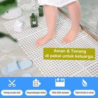 karpet kamar mandi anti slip anti kepeleset anti licin karpet wc