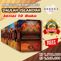 SERIAL BANGKIT DAN RUNTUHNYA DAULAH ISLAMIYAH 10 Buku Sejarah Islam