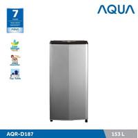 Kulkas Aqua AQR-D187 S 1 pintu 153 liter 70 watt