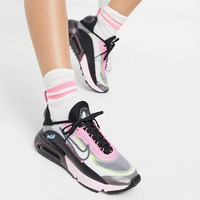Nike Air Max 2090 Miami Nights Lotus Pink/Black Original Resmi