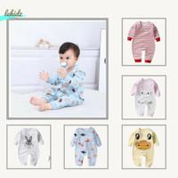 Jumper Baju Panjang Bayi Karakter Lengan Panjang Premium Import