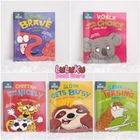 Buku Cerita Anak Bergambar BEHAVIOUR MATTERS Picture Story Book Books