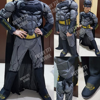 Kostum Costume BATMAN Anak Baju Justice League Superhero Super Hero