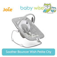 Joie Soother Bouncer Wish - Petite City