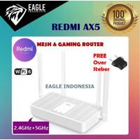 Xiaomi REDMI AX5 GAMING Wifi 6 Router Mesh Gigabit Dual Band