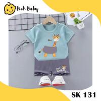 SK131 / Setelan Anak Import / Kaos Anak Laki-laki / Baju Anak-anak
