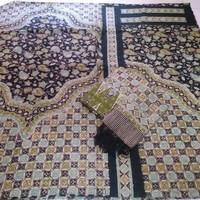 kain batik sarimbit bahan motif dobby dobi cap tulis warna alam trusmi