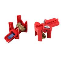 Ball valve security lock , gate valve Lock,small or big - 1/5-2 inch