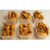 Ayam Goreng dan Ayam Bakar Ungkep, Ayam Broiler