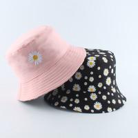 Topi Anak Perempuan 7-18tahun Daisy002/ Bucket Hat / Topi Buket Anak