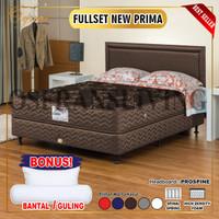 Guhdo Springbed New Prima - 180x200 - Fullset Prospine