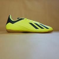 Sepatu Futsal Adidas X Tango 18.4 IN Yellow Original BNIB