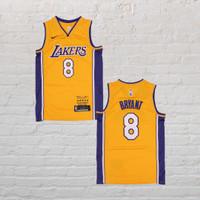 Baju Jersey Basket Swingman NBA Kobe Bryant LA Lakers Dec 18 , 20173