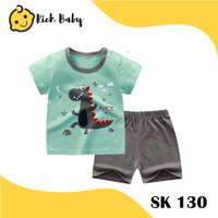 SK130 / Setelan Anak Import / Baju Setelan Anak Laki-laki / Baju Anak