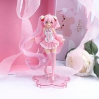 Vocaloid PVC Hatsune Miku Sakura Cherry blossom Action Figure