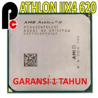 Procesor AMD Athlon II X4 620 Propus Quad-Core 2.6 GHz Socket AM3