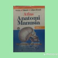 ATLAS ANATOMI MANUSIA BY YOKOCHI EDISI 7