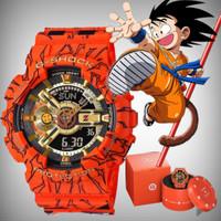 Jam Tangan Anak Casio G-Shock GA110 / GA-110 Dragon Ball-Z Watch