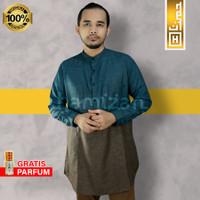 PREMIUM Pakaian Muslim Baju Koko Pakistan Kurta India Gamis Pria CMB