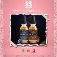 R57 BACCO 30ML - BLUEBERRY TOBACCO & STRAWBERRY TOBACCO - BY HERO 57