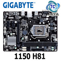 Mobo / Mainboard Intel LGA 1150 H81 GIGABYTE